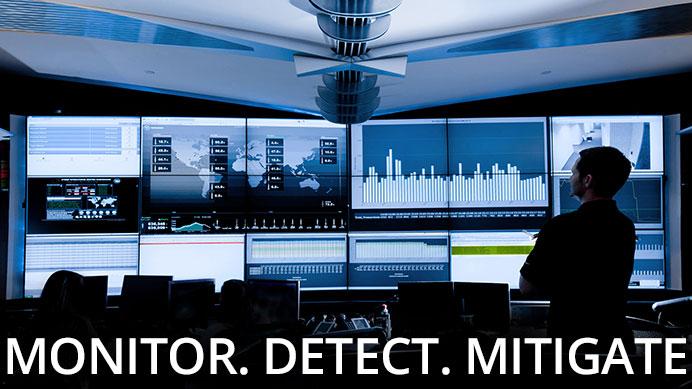 мониторинг ддос атак