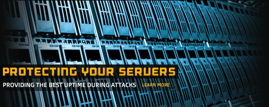 Защита игрового сервера от ddos атак